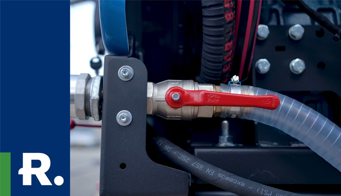 Add suction functionality to your jetter with a suction venturi