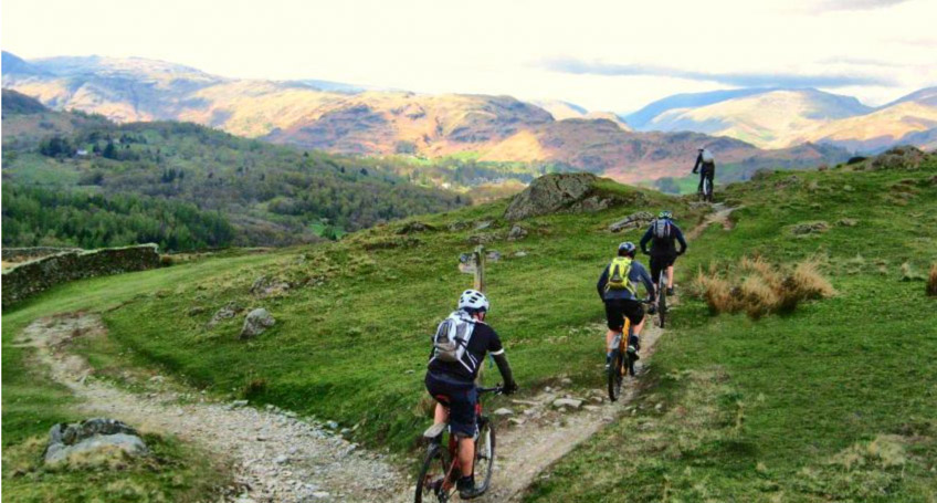 English Lakes disctrict. picture via visit trailbrakes.co.uk