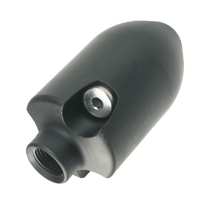Rocket Jetting nozzle black