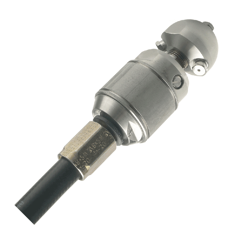 "Warthog small 1/2"" (50-75 lpm) with cleaning head"