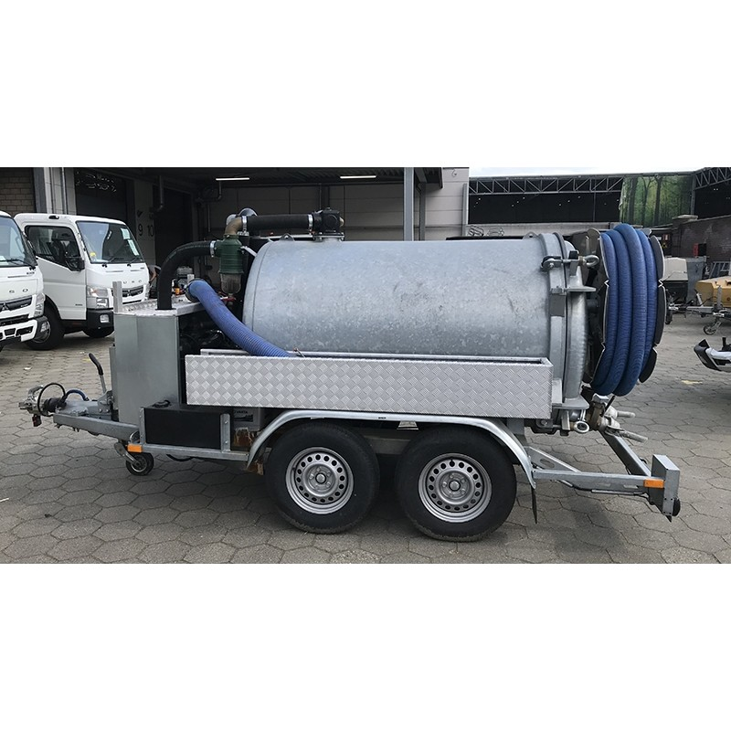 EX-STOCK Suction Trailer