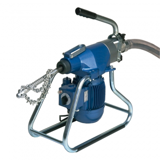 Victor Drain Cleaning Spring Machine