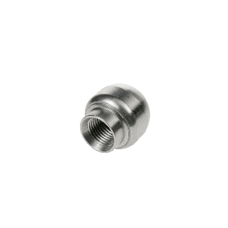 "Nozzle nw8 x 1/4"" open/blind"