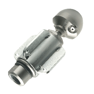 "Warthog large 1/2"" (75-150 lpm) with cleaning head"