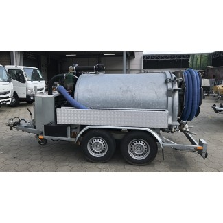 IMMEDIATELY AVAILABLE: Suction Trailer