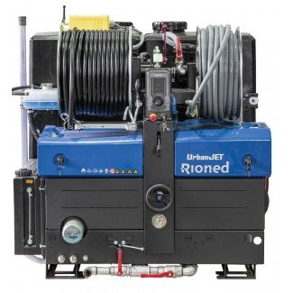 Immediately Available: New Urbanjet Van-Pack Drain Jetter