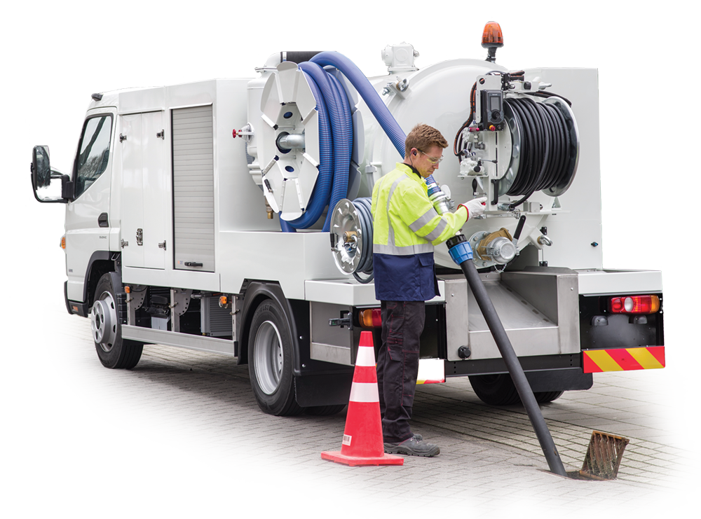 A Guide to Jetting and Vacuum (Jetvac) Combination Vehicles