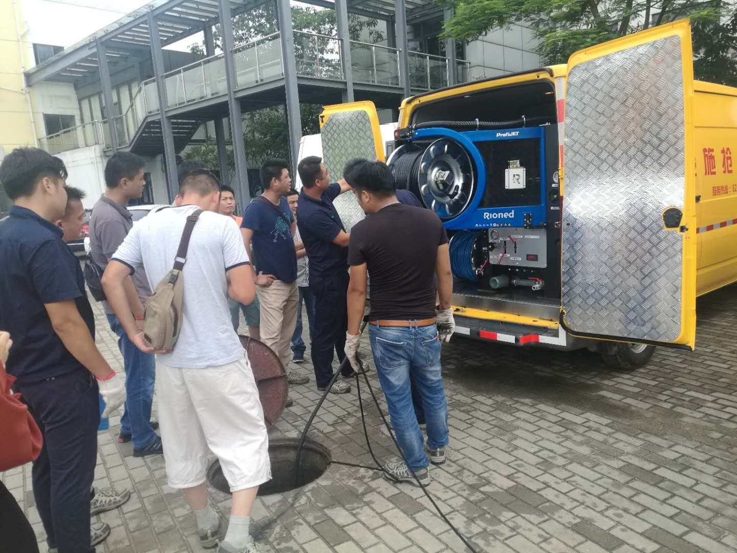 China Drain Cleaning Equipment Market