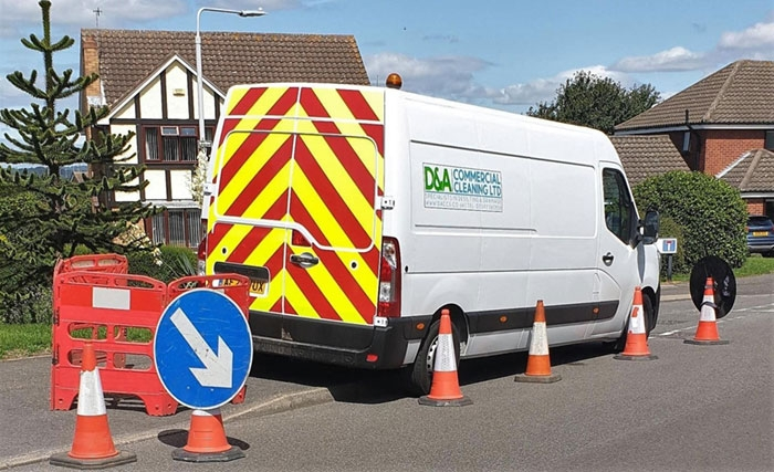 D&A undertake cable duct cleaning across the whole of the UK.
