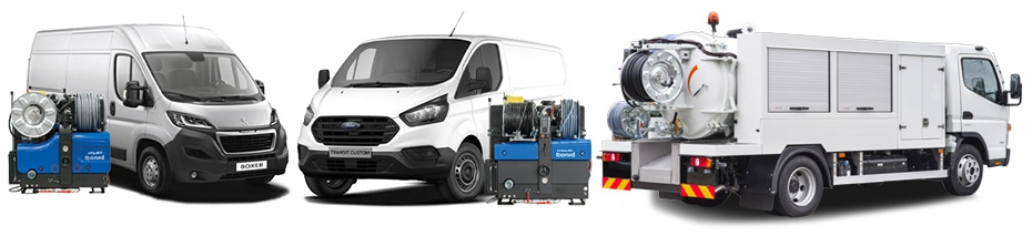 Drainage Equipment Finance Packages