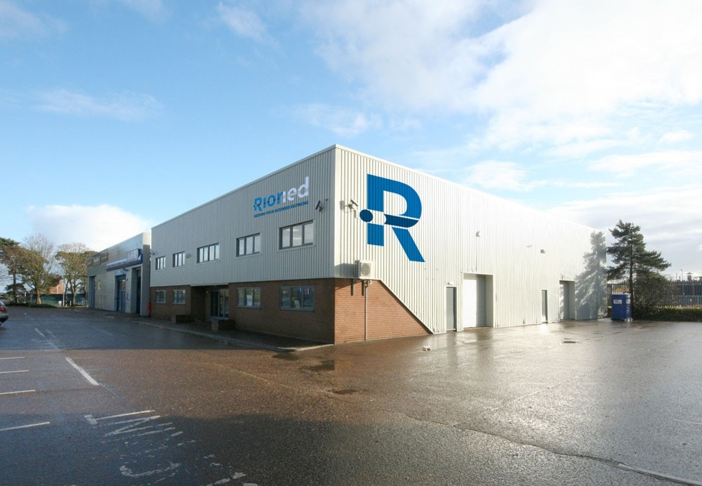 Rioned's New UK Headquarters