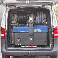 Rioned have a wide range of jetting equipment that can be installed